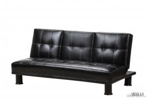 Leather sofabed in pu model-7