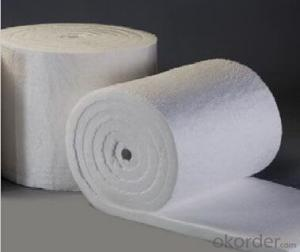 White Ceramic Fiber Blanket