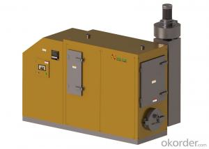 The New Kind of Longxiao Bimass Boiler Introduced in 2015