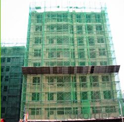 HDPE Constructure Shading Safety Net