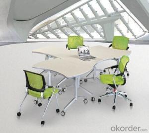 Modern Folded Black Office Chair CN04A13