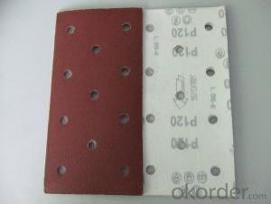 SILICON CARBIDE ABRASIVE SCREEN SHEETS P60-P400