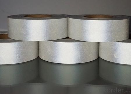 high intensity grade micro-glass bead conspicuity tape for car