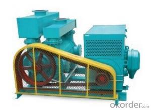 YL-2BEA belt transmit water ring vacuum pump