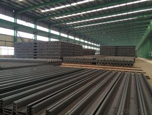 Steel Rail Light and Heavy for Construction with High Quality Made in China