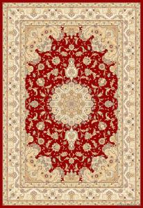 Machine Made Artificial Silk Carpet Wilton Rug