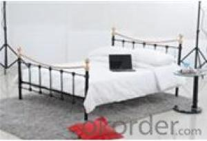 European Style Classical Metal Beds  MB-108