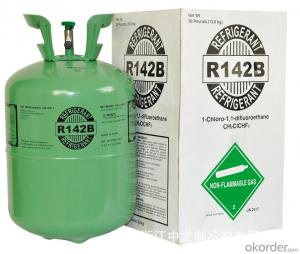 R142b for Foaming and Cleaning