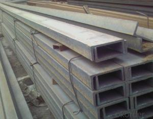 GB Standard Steel Channel 200mm with High Quality
