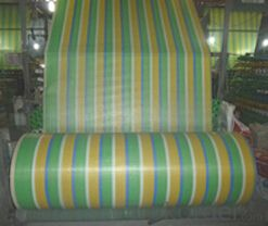 Tarpaulin used for agriculture