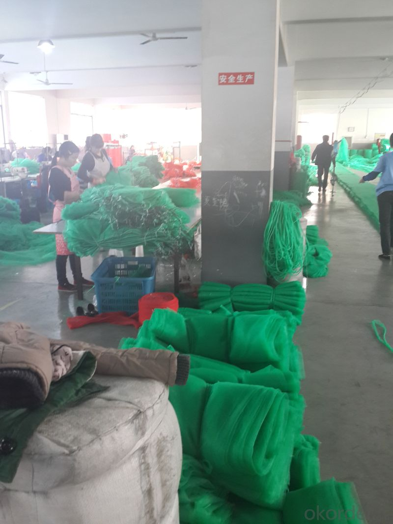 HDPE Mono Mesh Date bag  Export to 80x100cm
