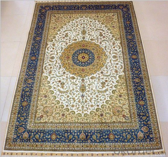 Tufted persian rug on sale