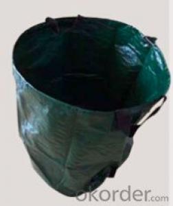 Plastic Tarpaulin Garden Bags