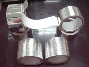Self Adhesive Aluminium Foil Tape in Jumbo Roll