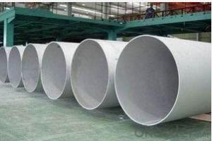 STAINLESS STEEL LARGE DIAMETER PIPE