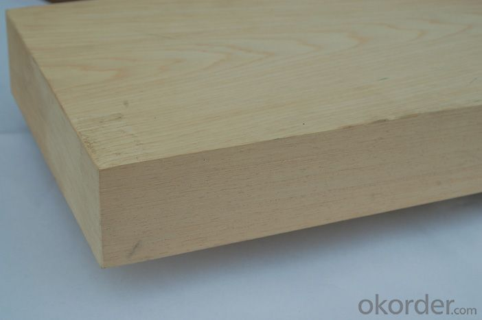 Construction White Oak LVL Timber