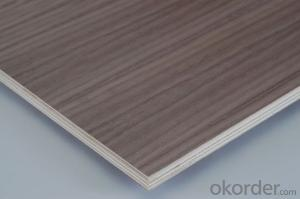 Black Walnut Plywood Poplar Core 4'x8'