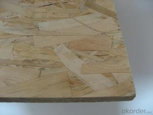 Good Quality Plywood OSB Board  4'x8'