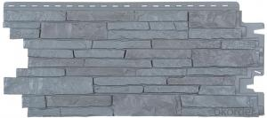 Faux Stone Siding, Upgrade to Vinyl Siding VD100501-VDC117