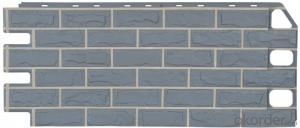 exterior brick panel siding wall panel VD100101-VDC109