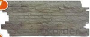 Faux Stone Siding,