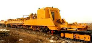 long rail of 500m layer