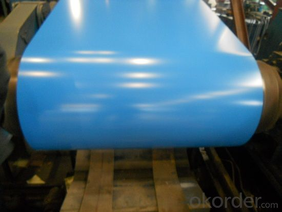 Pre-painted Galvanized Steel Coil-Class A