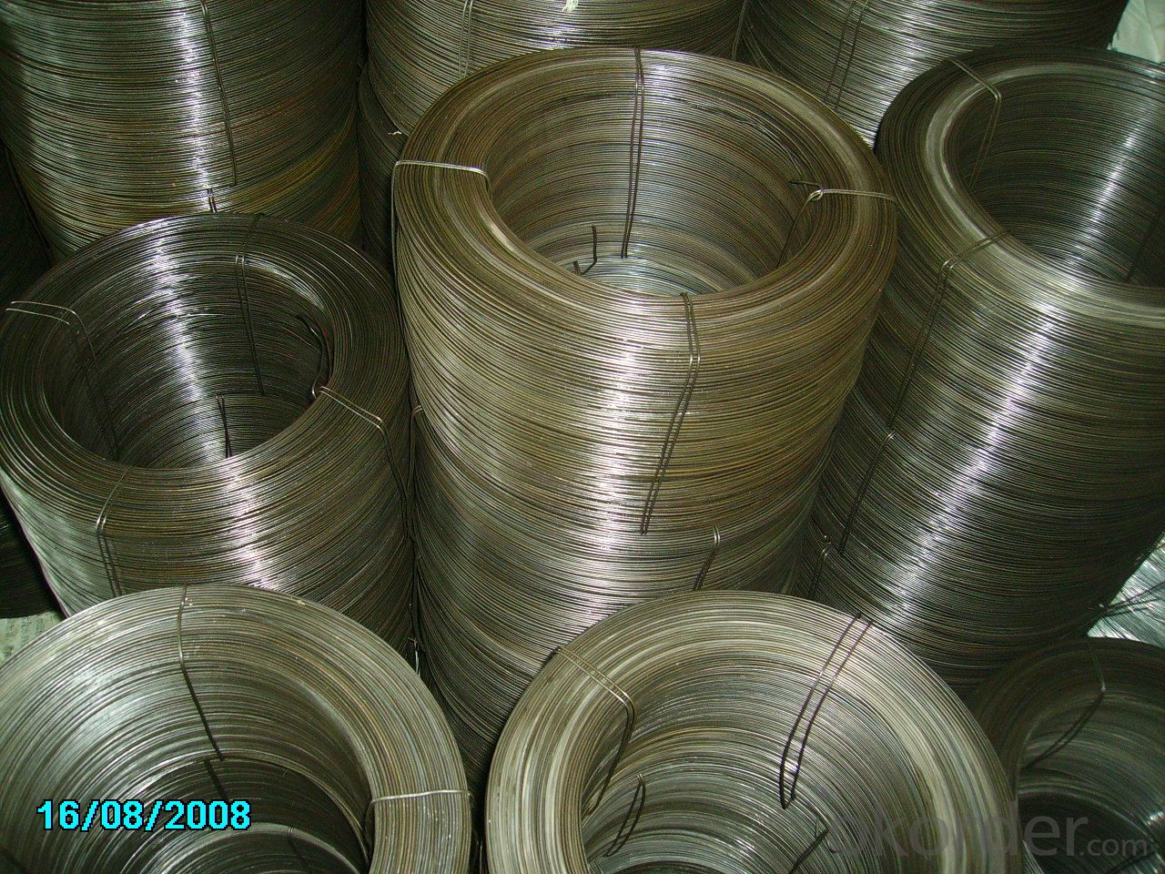 Closely Spaced Wire