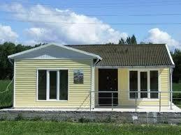 prefab villa, light steel structure with cement sandwich panel house