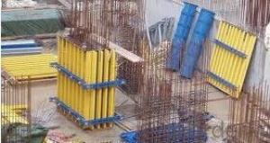 Timber Beam Column Formwork in First Class