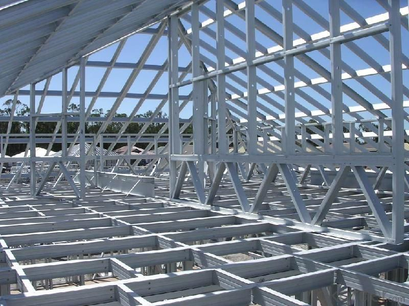 Buy Grid frame steel structure Price,Size,Weight,Model,Width ...