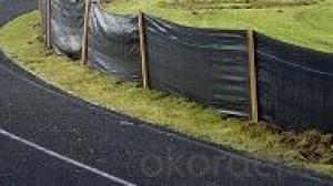 pp silt fence