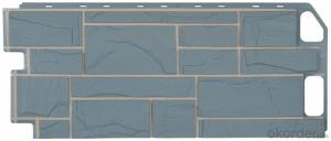 Exterior wall cladding VD100201-VDC108