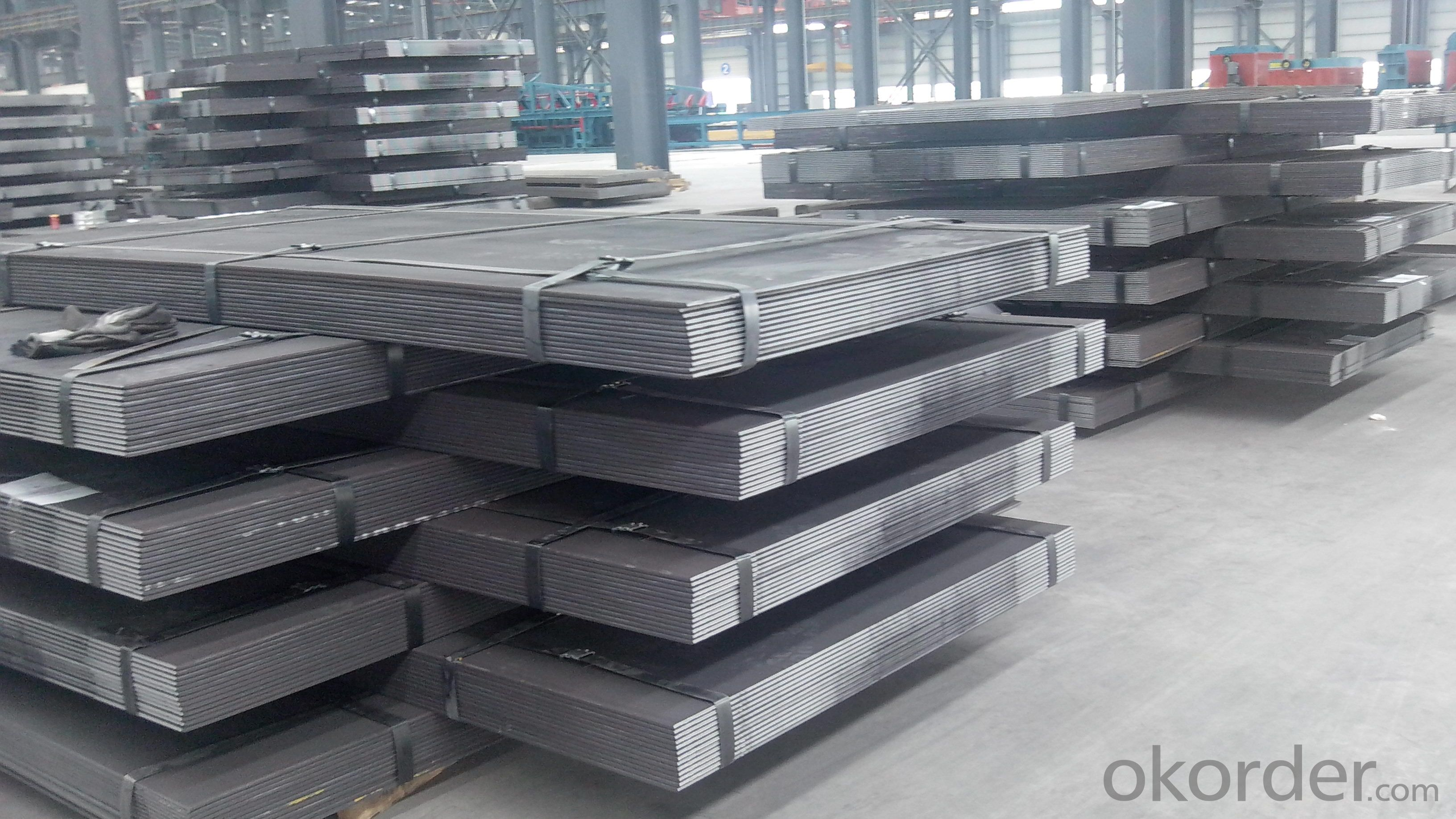 Hot Rolled Steel Plate Q345