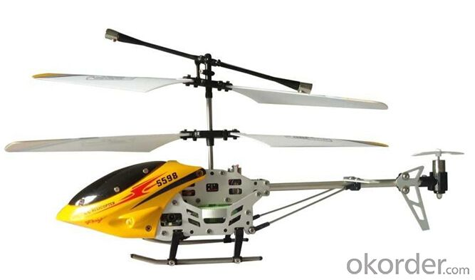 Wholesale P708 3.5 CH toy rc helicopter and spare parts China