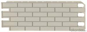 exterior brick panel siding wall panel VD100401-VDC111