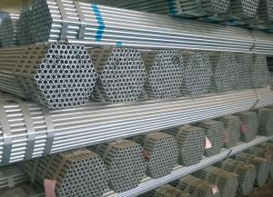 Hot-Dipped Galvanized Seamless Steel Pipe