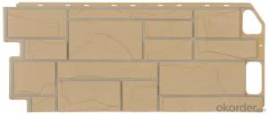 Exterior wall cladding  stone VD100201-VDC103