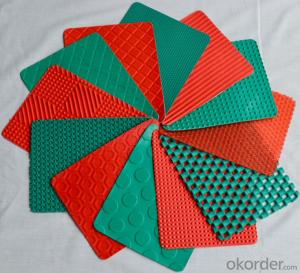 color mesh pvc mat rolls, anti-slip pvc s mat in rolls