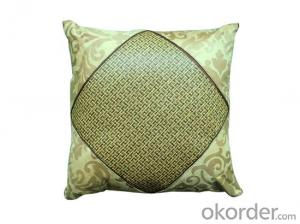 Rectangle Shape Printed Bamboo Pillow