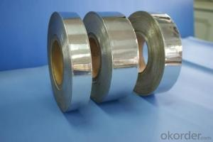 Aluminum Solvent-Based Tape 18mic factory price