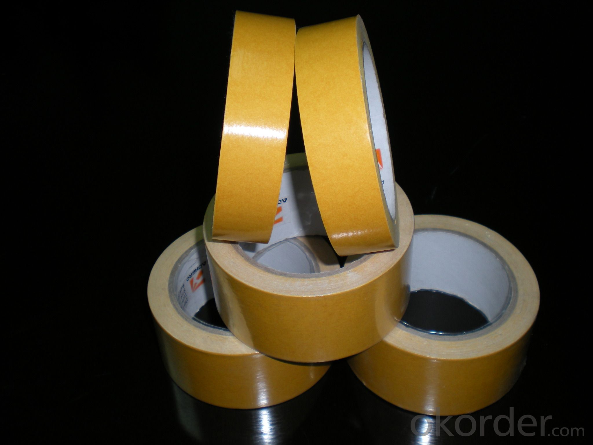 Colored Duct Tape Cloth Tape Double Sided Waterproof Wholesale Manufacturer CU-50