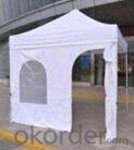Tent for Events with PVC windows