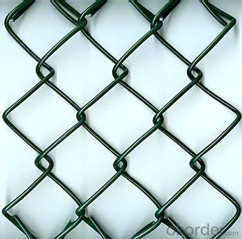 Diamond Spape Wire Mesh
