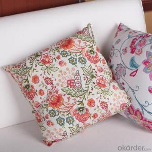 Digital Customed Printed Pillow With Polyester Inside Pillow