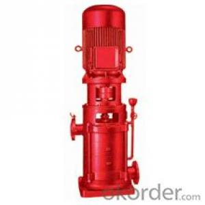 XB-MV Vertical Multi-stage Fire Fighting Pump