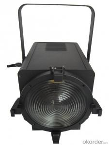XLLED-200WJG LED Fresnel Spotlight