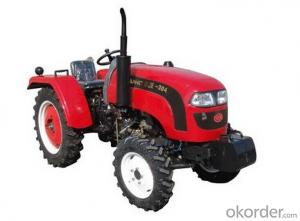 Hot Selling  Mini Tractor 4WD