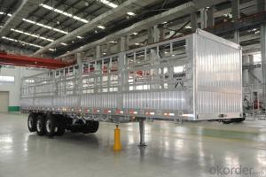 Vehicle frame aluminum profile