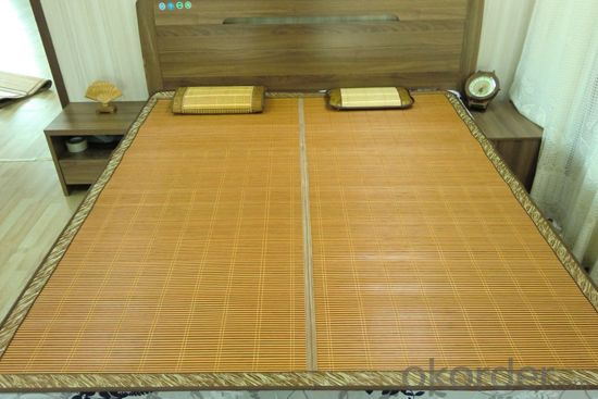 Hot Sale Hand Woven  Bamboo Bed